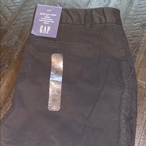 GAP Slim City Crop pant